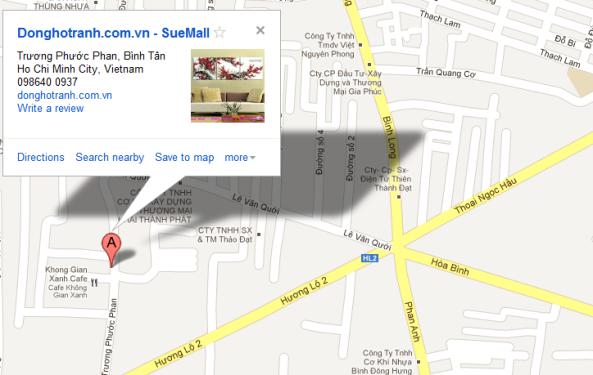 Suemall Bình Tân